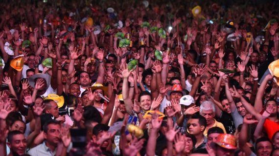 La Calle de la Feria tendrá más de 30 orquestas los días 29 y 30 de diciembre