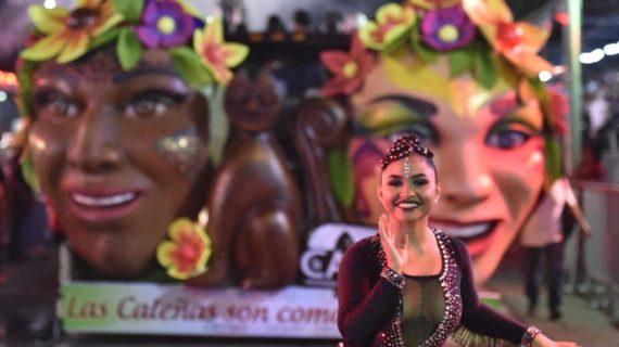Corfecali acompaña la Recuperación de bailarina de salsódromo que sufrió caída