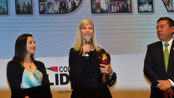 Dilian Francisca Toro es la mejor gobernadora entre los mandatarios de grandes departamentos