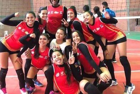 Estudiantes de Andalucía, campeonas de voleibol en Juegos Supérate Intercolegiados