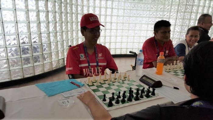 Falleció el ajedrecista Andrés Fernando Palechor en Cartagena