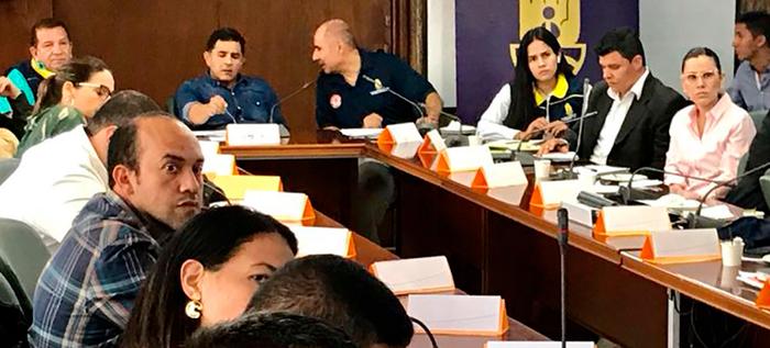 Consejo Municipal de Gestión del Riesgo analiza prevención de incendios forestales para 2020