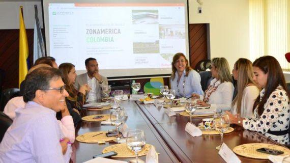 Gobernación del Valle y Zonamerica establecieron alianzas para generar empleo joven