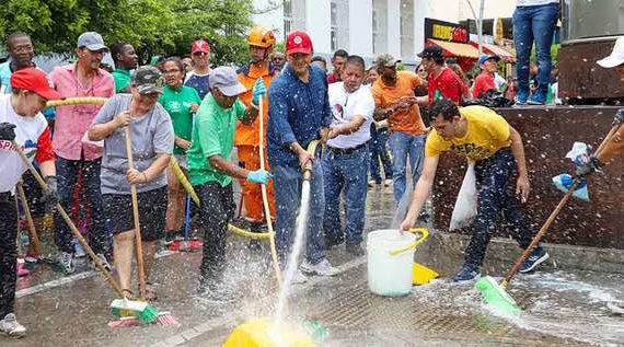 La jornada de limpieza afianzó el compromiso de la ciudadanía caleña