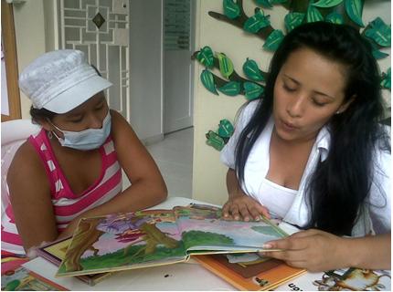 Lectura Cura:  Terapia alternativa a través del amor a los libros