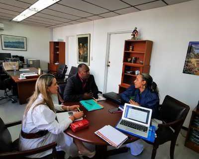 Secretaría de Mujer lidera sinergia de trabajo en favor de la población vallecaucana