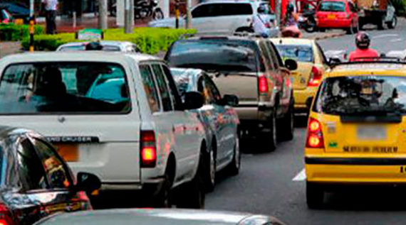 Usuarios caleños podrán pagar la tasa por congestión para transitar los días de pico y placa