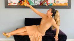 Bailarina de salsa por un día