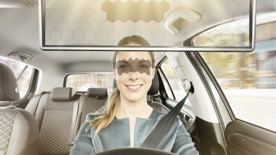 Una pantalla para evitar accidentes
