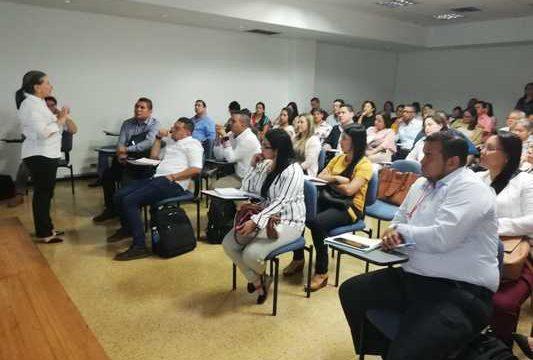 los secretarios de salud de los municipios de categorías 4, 5 y 6