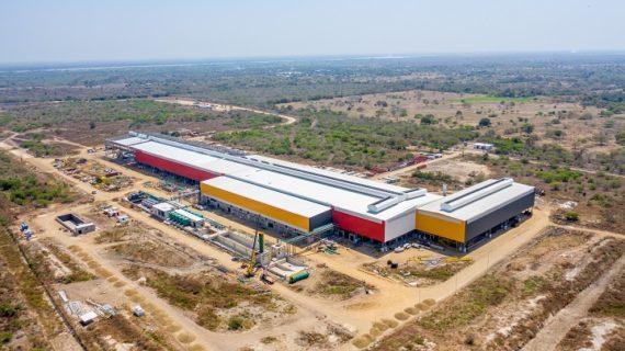 Ternium y el Puerto de Barranquilla se fortalecen como aliados logísticos
