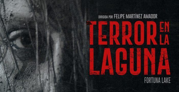 """""""Terror en la laguna"""", la nueva película de Felipe Martínez"""