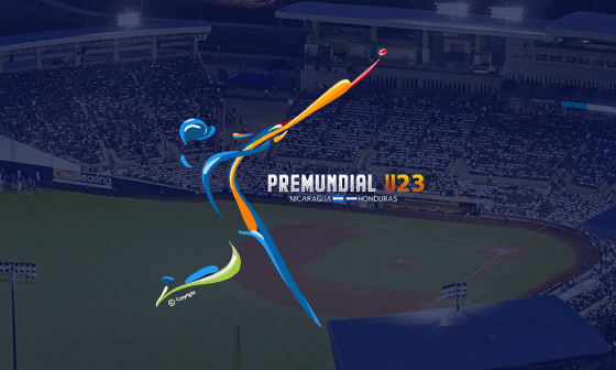 Selección Nacional de Béisbol en el Panamericano Sub 23