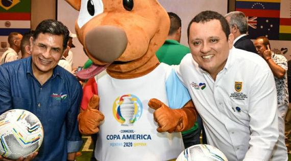 Cali está lista para ser la mejor sede de la Copa América 2020