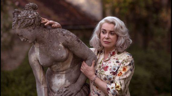'La última locura de Claire', protagonizada por Catherine Deneuve