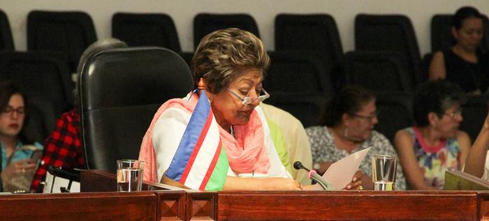 Con el fallecimiento de Clementina Vélez Cali pierde una de sus mejores líderes