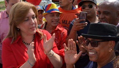 En recibimiento a Swing Latino, Gobernadora propone crear la ruta turística de la salsa 'Mulato Cabaret'