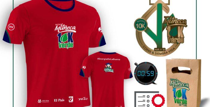 ¿Estás listo para correr la 10K Verde?