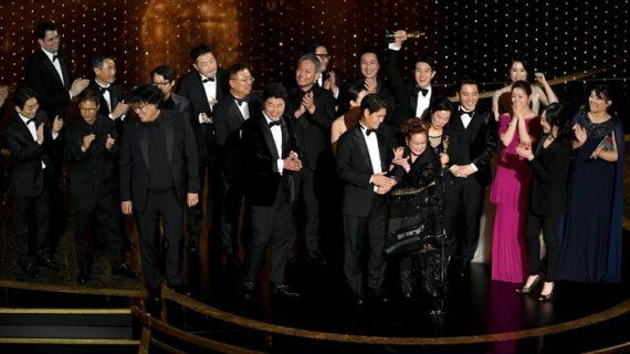 'Parásito' 'Mejor película' en los Oscar 2020