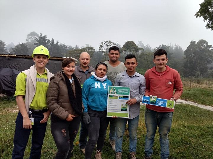 Más de 1 millón de sacos reciclados en Colombia, una de las apuestas de Argos por la sostenibilidad
