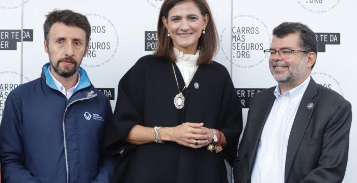 """Se lanza en Colombia""""Carros más seguros"""""""