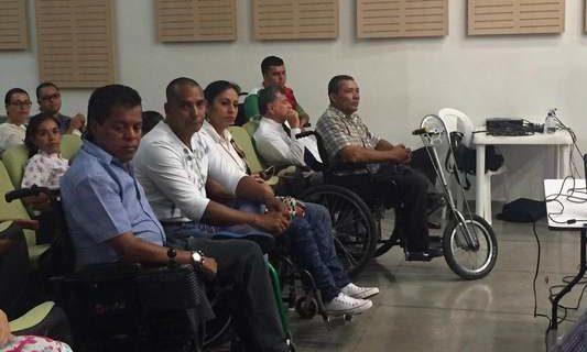 Población con discapacidad participará en la formulación del Plan de Desarrollo del Valle del Cauca