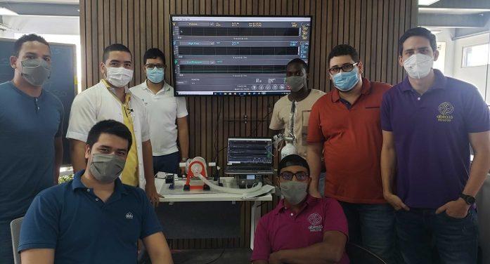 Icesistadesarrolla respirador mecánico funcional en 3D que alivianaría déficit en hospitales