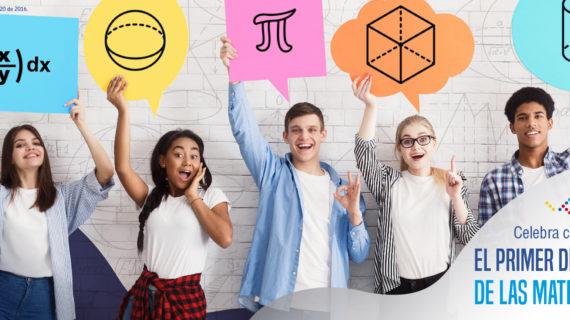 Se acerca el Día Internacional de las Matemáticas