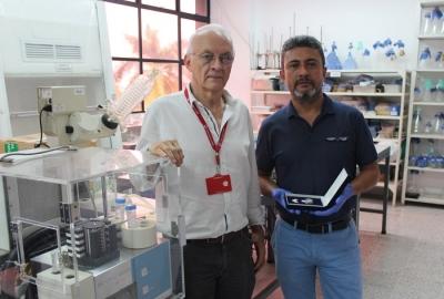 Una nueva patente de invención para la Facultad de Salud de Univalle