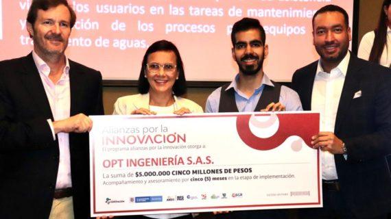 Gobernación del Valle y CCC entregaron incentivos a empresarios para fomentar innovación