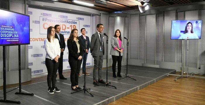 A través de ´Ayudar Nos Hace Bien´, los colombianos podrán hacer donaciones durante la cuarentena