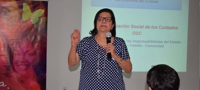 Economía del cuidado, herramienta clave en la transformación social