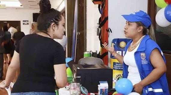Hacienda Municipal comenzó jornadas de atención para el pago del impuesto predial a funcionarios y contratistas