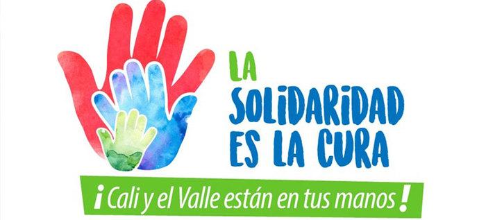 La Solidaridad es la Cura, Cali y el Valle están en tus manos
