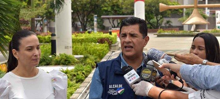 Alcalde lamenta muerte de dos personas por Covid-19