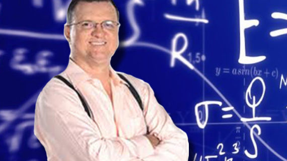 El 'profe' Jorge enseña física en Youtube