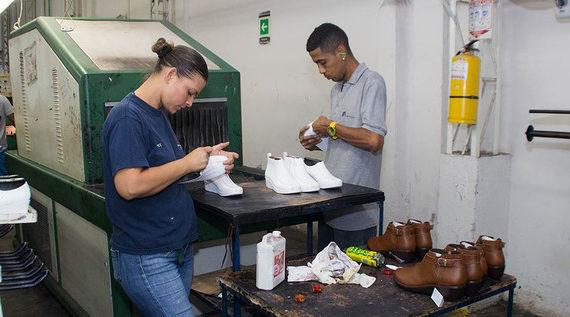 Gremio del cuero y el calzado se suma a la Donatón 'Valle Solidario' con mercados y elementos de bioseguridad