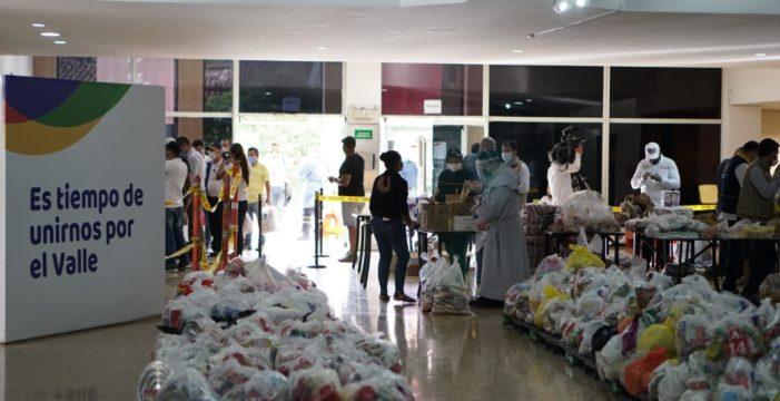 Canales para recaudar ayudas humanitarias seguirán habilitados, anunció la gobernadora Clara Luz Roldán