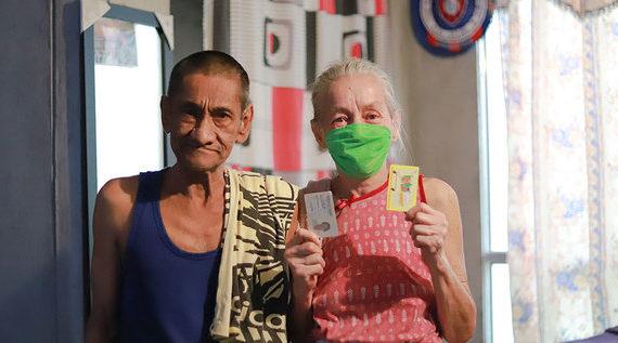 Bonos de alimentos que llevan esperanza y tranquilidad a los hogares más pobres
