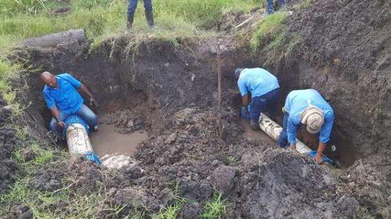 Por obstrucción en la bocatoma del acueducto, Acuavalle suspende el servicio en Guacarí