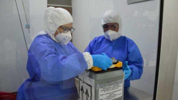 Valle del Cauca alcanzó autosuficiencia para procesar pruebas de Covid-19 sin enviar al INS