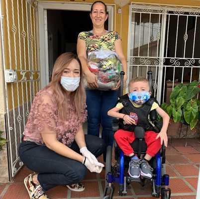 Gobernación del Valle del Cauca apoyó con mercados a personas con enfermedades huérfanas