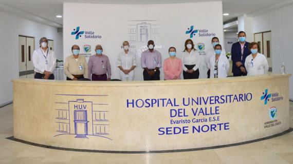 En tiempo récord, Clínica 'Valle Solidario' abre sus puertas para atender a pacientes con Covid-19