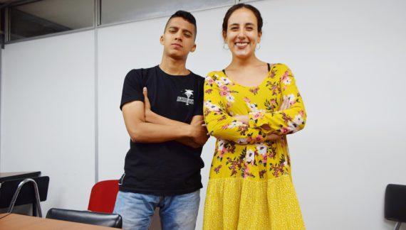 Manuela y el cuento de la filosofía en Youtube