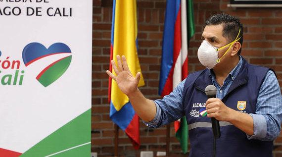 Alcalde Ospina solicita a Mininterior apertura de centros comerciales que cumplan pactos de bioseguridad