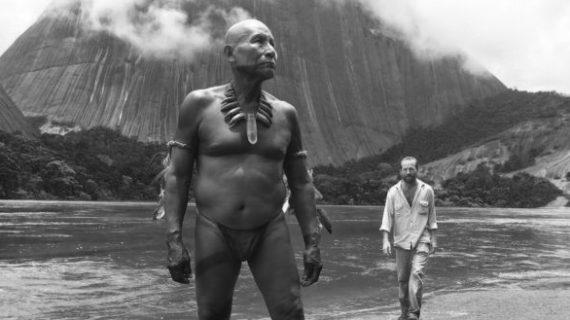 """El adiós al Abuelo Bolívar, protagonista de """"El abrazo de la serpiente"""""""
