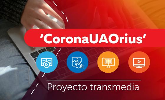'CoronaUAOrius' llega a invadir la web y las redes sociales