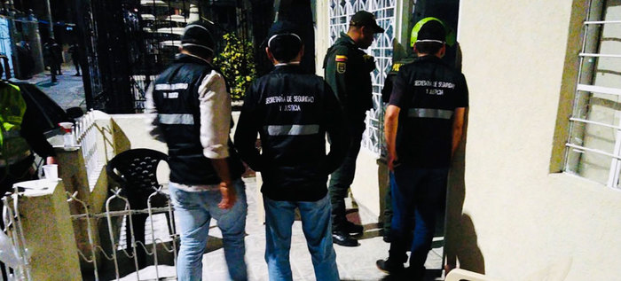Conformado grupo élite para desactivar fiestas clandestinas