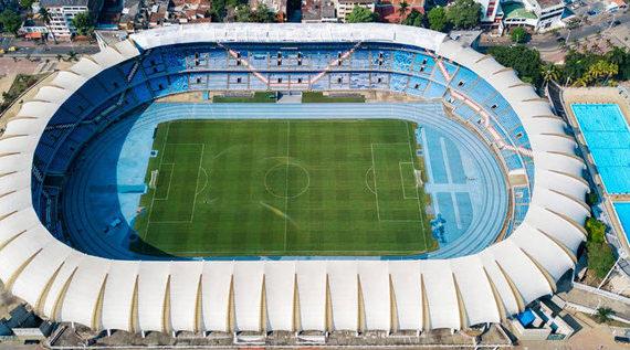 Cali, Ciudad Deportiva, se fortalece ante toda Colombia