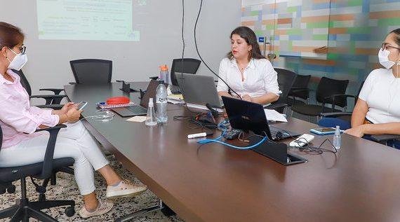 El talento humano y el ciudadano, centralidades para ejecutar el Plan de Desarrollo: Claudia Marroquín